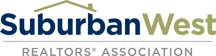 Suburban West REALTORS Association Logo